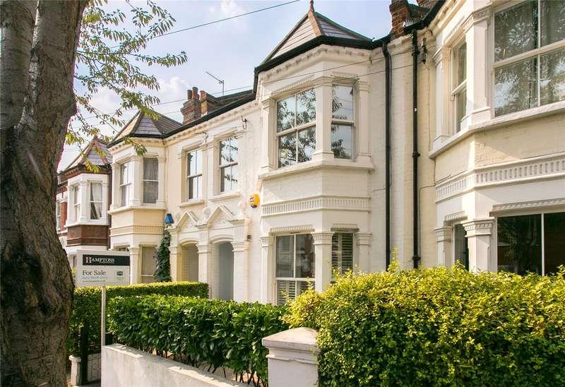 2 Bedrooms Flat for sale in Rudloe Road, London, SW12