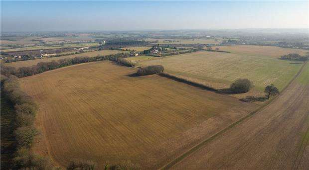 Land Commercial for sale in Lot 8 - St. Agnells Farm, Lybury Lane, Redbourn