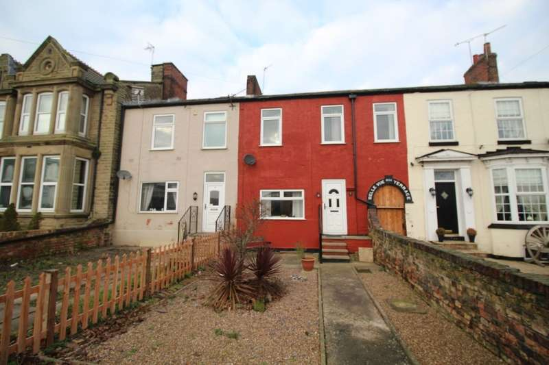 3 Bedrooms Property for sale in North Street, Goole, DN14