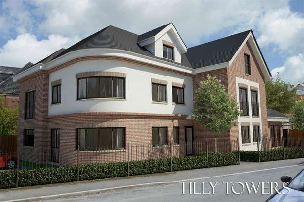 3 Bedrooms Flat for sale in Westbourne Park Road, Westbourne, Bournemouth