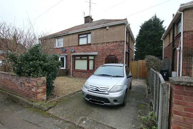 4 Bedrooms Semi Detached House for sale in 7 Hall View Road, Gaywood