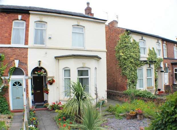 3 Bedrooms Semi Detached House for sale in Forest Road, Southport, Merseyside