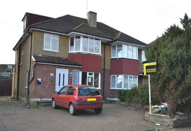 4 Bedrooms Semi Detached House for sale in Byron Road, WEMBLEY, Middlesex
