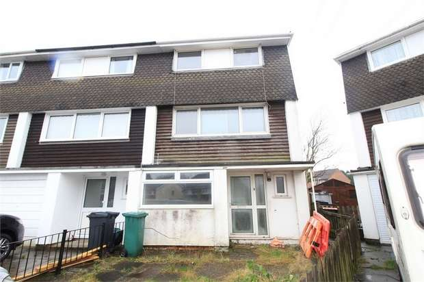 3 Bedrooms End Of Terrace House for sale in Scarborough Road, NEWPORT