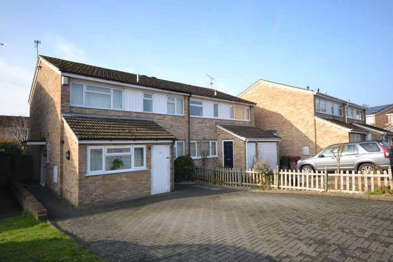 3 Bedrooms Semi Detached House for sale in Ragley Mews, Caversham