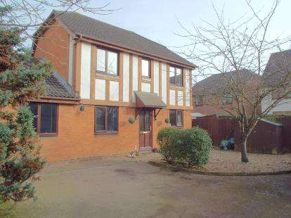 6 Bedrooms Detached House for sale in Taverham, Norwich, Norfolk