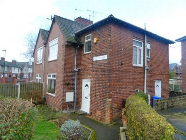 3 Bedrooms Semi Detached House for sale in Sicey Avenue, Sheffield, South Yorkshire