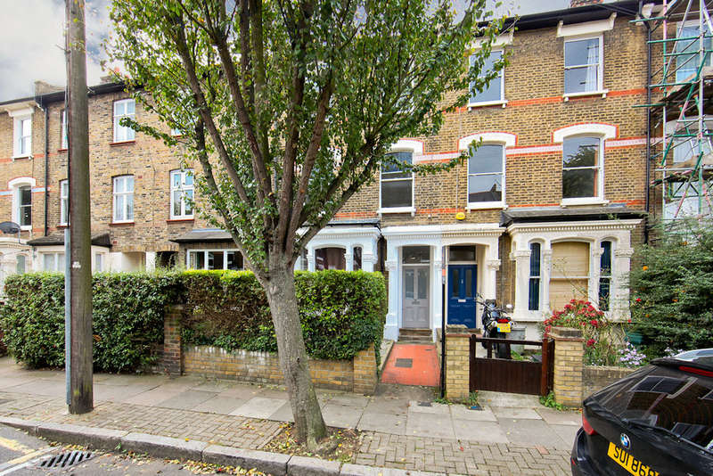 4 Bedrooms Terraced House for sale in Romilly Road N4 2QY