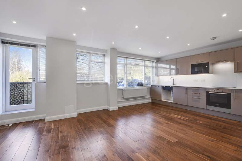 1 Bedroom Flat for sale in North End, Hampstead, London, NW3