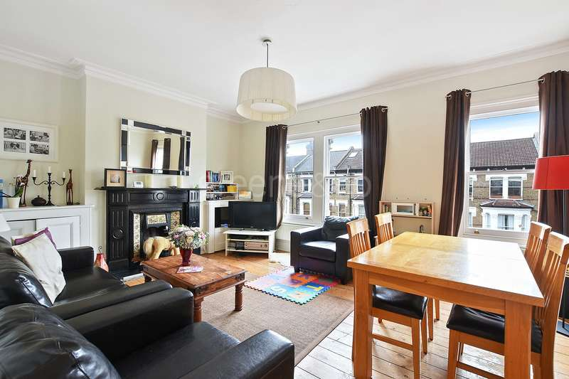 2 Bedrooms Flat for sale in Croxley Road, Maida Vale, London, W9
