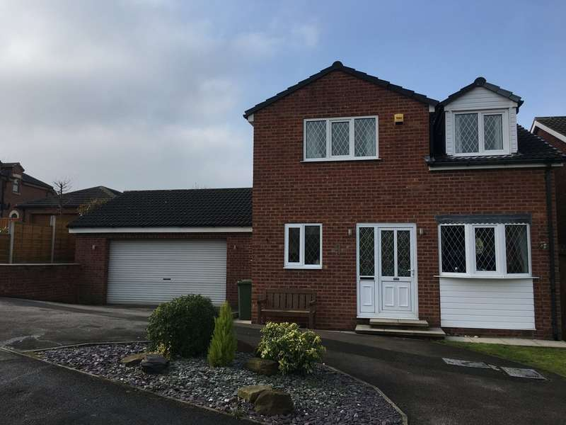 4 Bedrooms Detached House for sale in Dovedale Close, Crofton, Wakefield