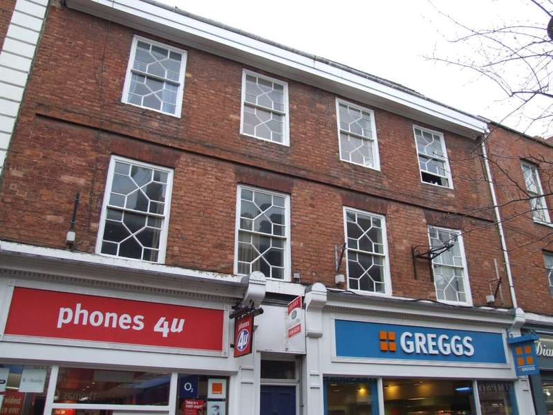 2 Bedrooms Flat for sale in Evesham, Worcestershire