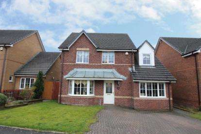4 Bedrooms Detached House for sale in Thirlfield Wynd, Livingston