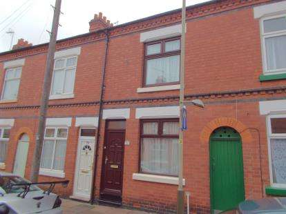 2 Bedrooms Terraced House for sale in Cromer Street, Leicester, Leicestershire