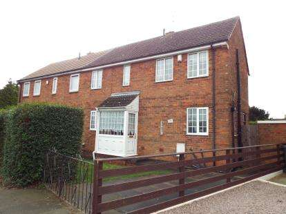 3 Bedrooms Semi Detached House for sale in Pindar Road, New Parks, Leicester, Leicestershire