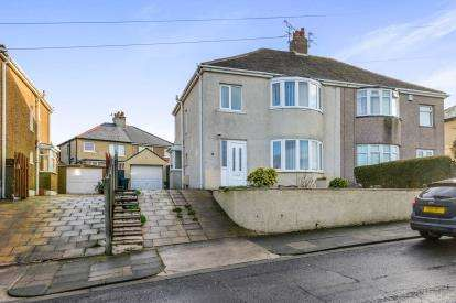 3 Bedrooms Semi Detached House for sale in School Road, Heysham, Morecambe, Lancashire, LA3
