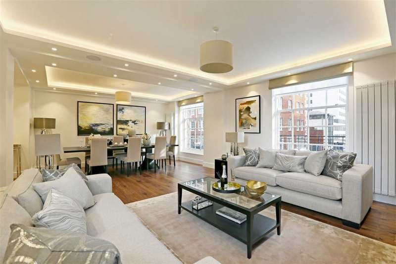 3 Bedrooms Flat for sale in South Audley Street, London