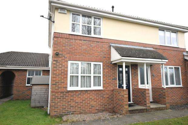 2 Bedrooms Semi Detached House for sale in Ellison Avenue, Scarborough, North Yorkshire YO12 6UY