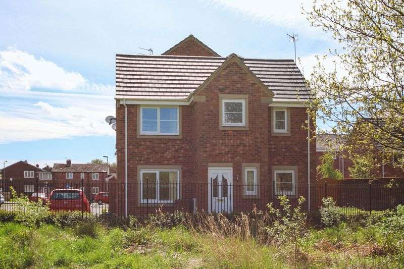 3 Bedrooms Detached House for sale in Catherine Way, Newton-Le-Willows