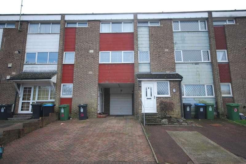 4 Bedrooms Town House for sale in Wharfedale, Hemel Hempstead, Herts