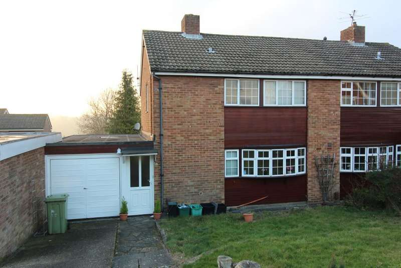 4 Bedrooms Semi Detached House for sale in Waring Drive, Chelsfield, Orpington, Kent, BR6 6DW
