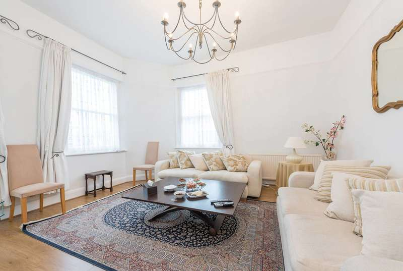 2 Bedrooms Flat for sale in St Marys Road, South Ealing, W5