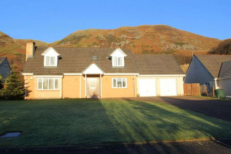 4 Bedrooms Detached House for sale in Bard's Way, Tillicoultry
