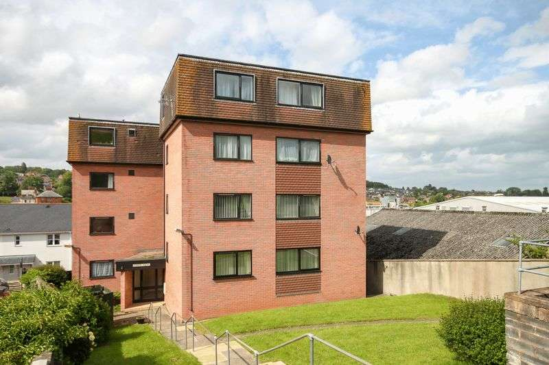 1 Bedroom Flat for sale in Town View, Crediton