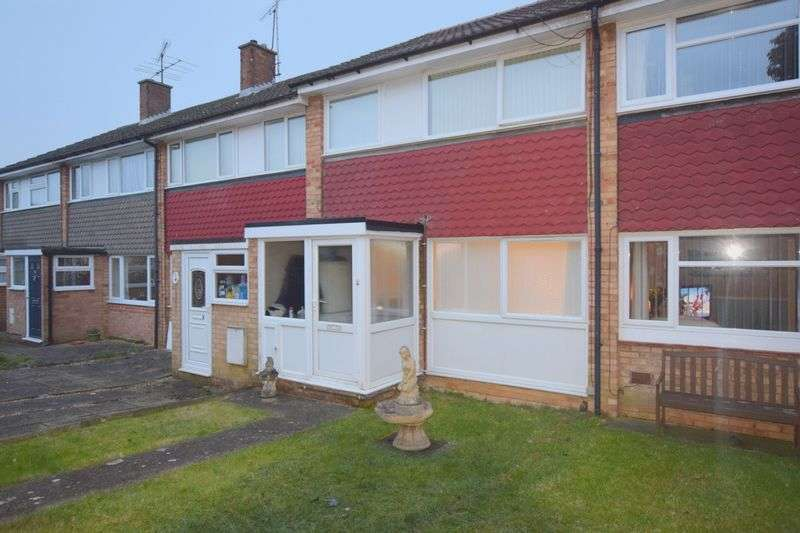 3 Bedrooms Terraced House for sale in Mersey Way, Bletchley, Milton Keynes