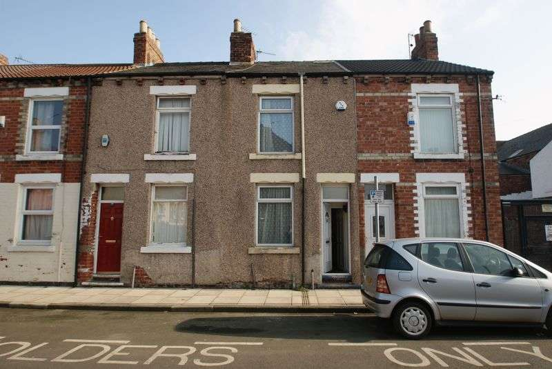 2 Bedrooms Terraced House for sale in Percy Street,