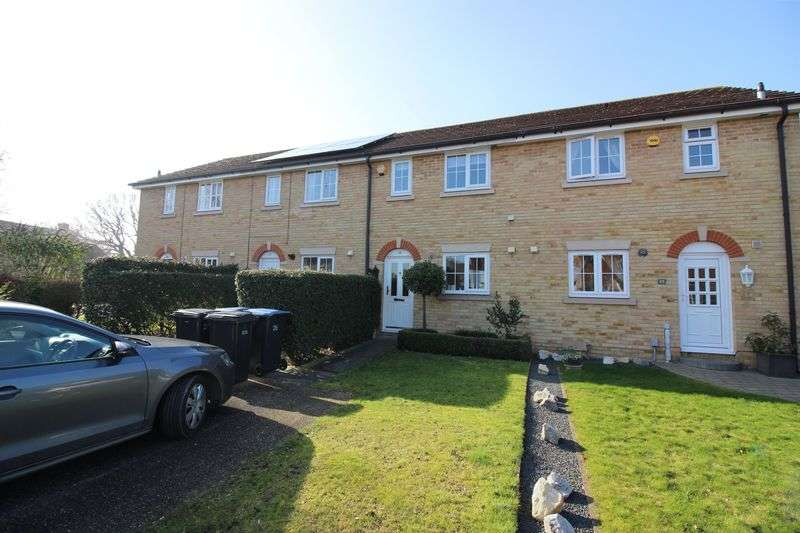 2 Bedrooms Terraced House for sale in Hadley Grange, Church Langley, Harlow, CM17