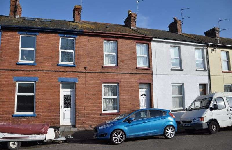 3 Bedrooms Terraced House for sale in Halsdon Road, Exmouth