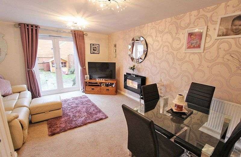2 Bedrooms Terraced House for sale in Penmire Grove, Off Lichfield Road Walsall