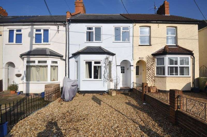3 Bedrooms Terraced House for sale in Minley Road, Farnborough
