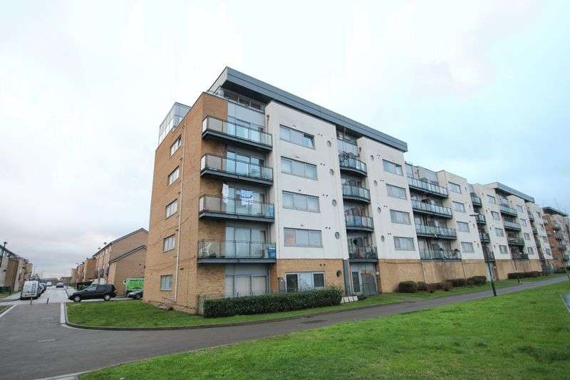 1 Bedroom Flat for sale in Hill House, London, Greater London, SE28