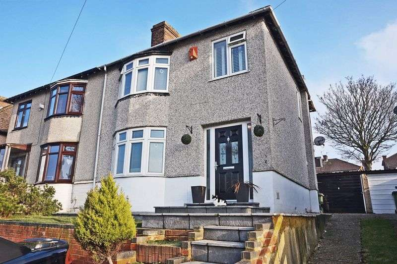 3 Bedrooms Semi Detached House for sale in Mount Culver Avenue, Sidcup