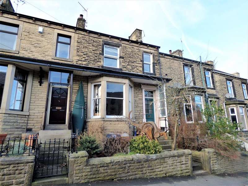 3 Bedrooms Terraced House for sale in Belgrave Street, Skipton