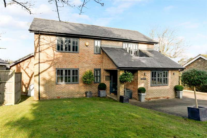 4 Bedrooms Detached House for sale in Ballinger Road, South Heath, Great Missenden, Buckinghamshire, HP16