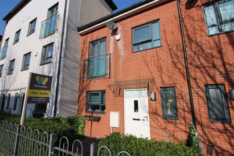 4 Bedrooms Terraced House for sale in Broughton Lane, Salford M7