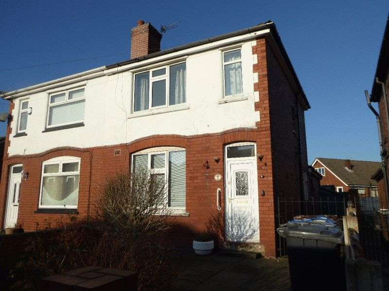 3 Bedrooms Semi Detached House for sale in Valley Road, Wigan