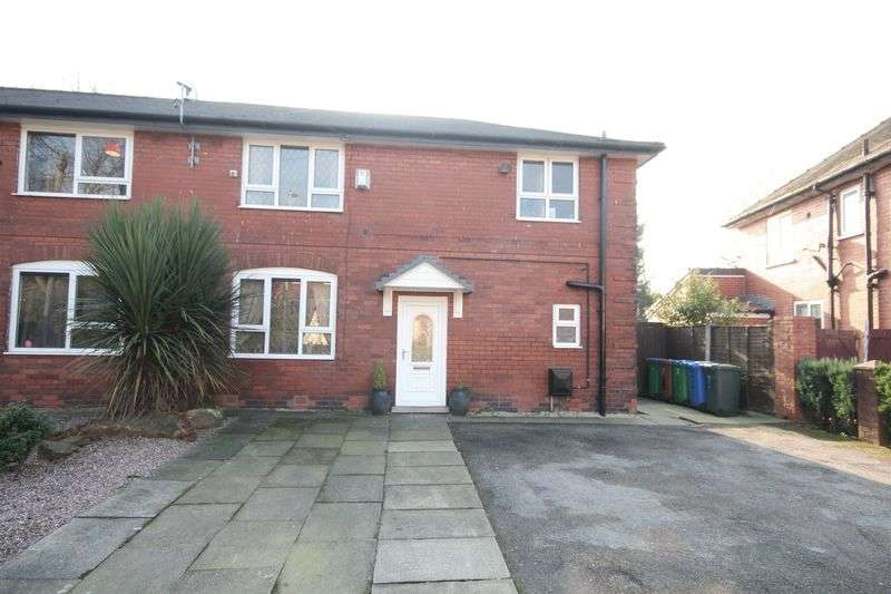 3 Bedrooms Semi Detached House for sale in VERDUN CRESCENT, Rochdale OL11 5DT