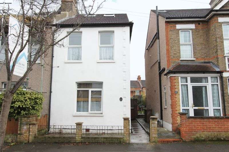 4 Bedrooms Semi Detached House for sale in Beauchamp Road, Sutton