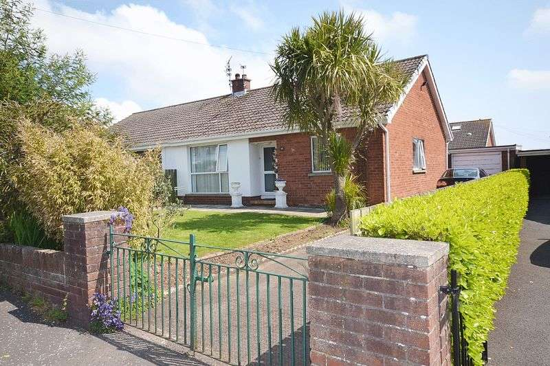 3 Bedrooms Detached Bungalow for sale in Victoria Road, Carrickfergus