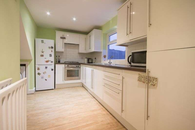 3 Bedrooms Terraced House for sale in Ainstable Road, Ormesby, TS7 9NF