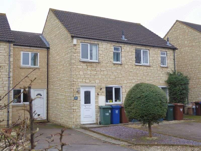 3 Bedrooms Terraced House for sale in Avocet Way, Bicester