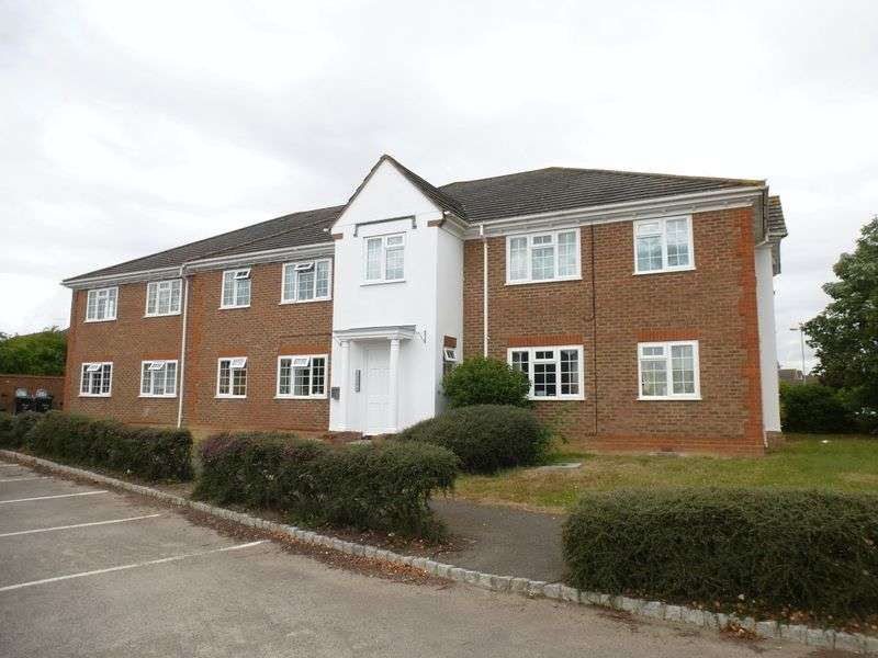 1 Bedroom Flat for sale in Kingfisher Way, Bicester