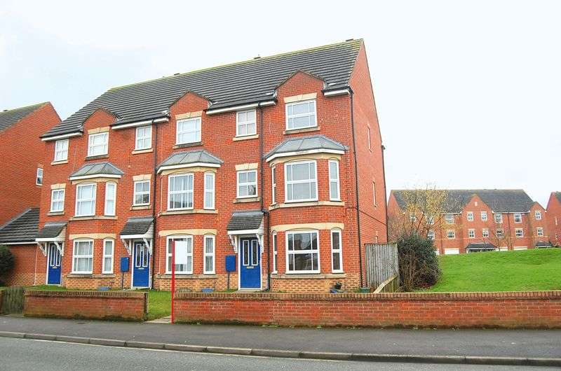 3 Bedrooms Semi Detached House for sale in Romanby Road, Northallerton