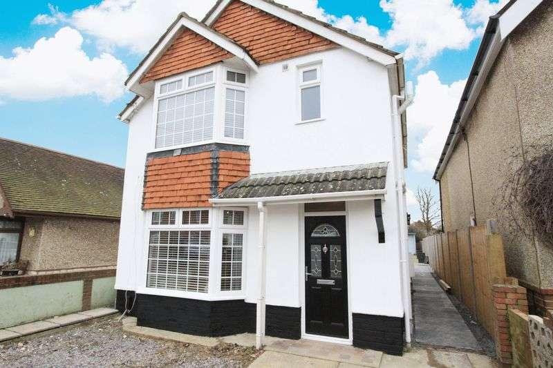 3 Bedrooms Detached House for sale in Denzil Avenue, Netley Abbey
