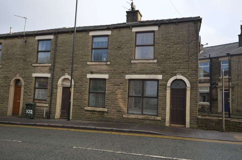 2 Bedrooms Terraced House for sale in Newhey Road, Rochdale