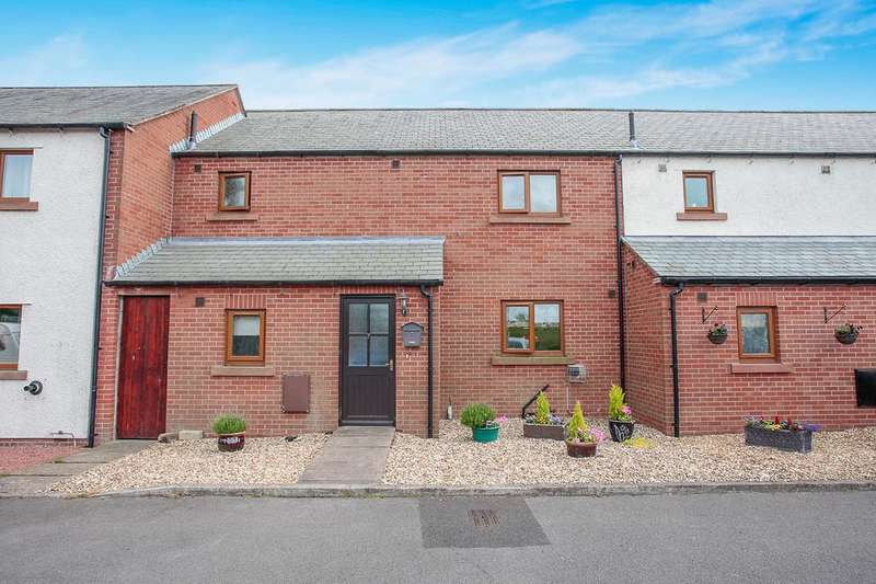 3 Bedrooms Property for sale in Wheatsheaf Court, Abbeytown, Wigton, CA7